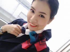 มะนาว Japan Airlines